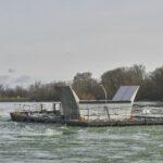 Hydrolienne Fluviale sur le Rhône