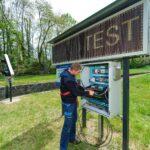 Modernisation et Automatisation du Gabarit Freycinet